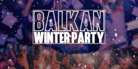 Balkan Winter Party  tickets