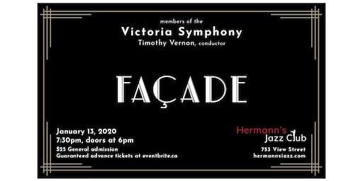 Walton - FACADE  - Members of the Victoria Symphony; Timothy Vernon, conductor