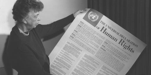 Dr. Gary Dorrien and the Universal Declaration of Human Rights