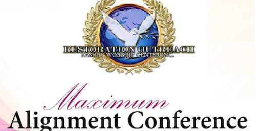 Maximum Alignment Leadership Conference January 9th-12th