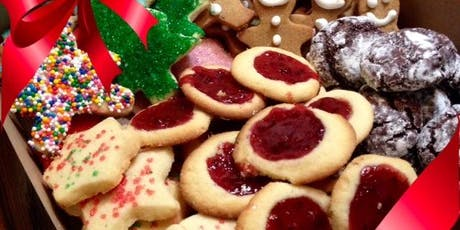 Christmas Cookie Exchange tickets