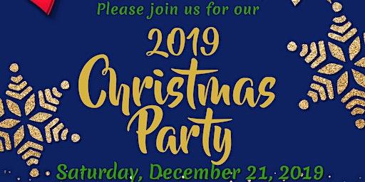 Agape 2019 Christmas Party