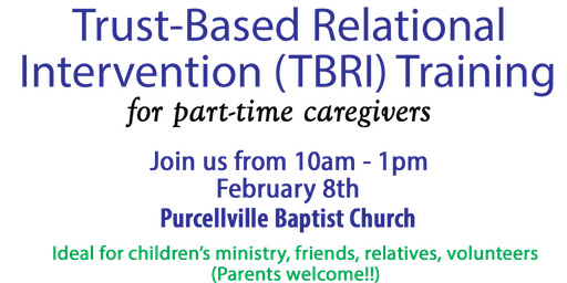 TBRI for Part-Time Caregivers