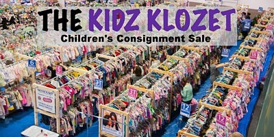 Early Bird Presale to The Kidz Klozet Consignment Event