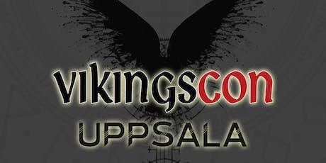 VikingsCon Uppsala tickets