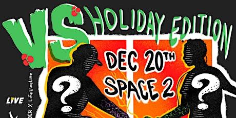 VS Holiday tickets