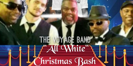 "The Voyage Band ""All White"" Christmas Party Bash! tickets"