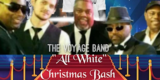 """The Voyage Band """"All White"""" Christmas Party Bash!"""