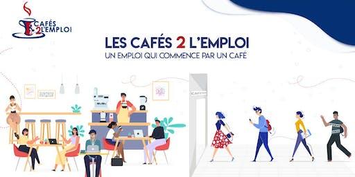 Cafés2l'emploi, Spéciale  Métiers du digital