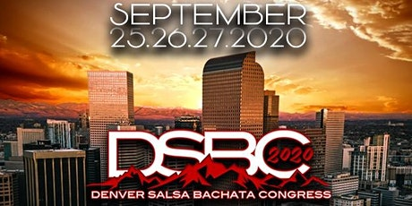 8th Denver Salsa, Bachata, and Zouk/Kizomba Congress tickets