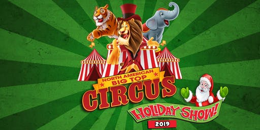 North American Big Top Circus Holiday Show : Haines City, FL