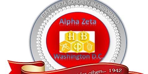 Eta Phi Beta Sorority Inc. Interest Meeting -Alpha Zeta Chapter