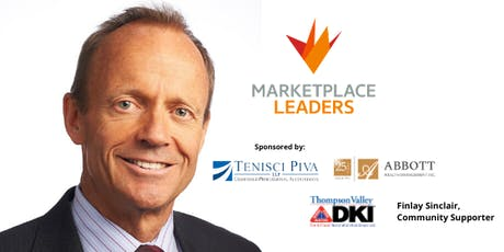 Marketplace Leaders Speaker Series: Hon. Stockwell Day tickets