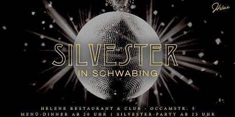 Silvester in Schwabing | Helene Restaurant & Disco Tickets