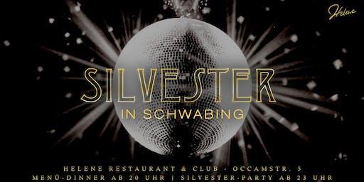 Silvester in Schwabing | Helene Restaurant & Disco