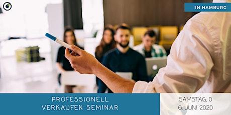 Erfolgs-Seminar: Professionell Verkaufen Tickets