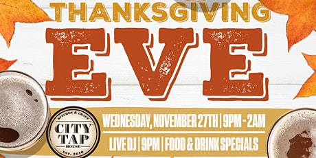 Thanksgiving Eve in One Loudoun tickets