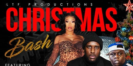 LTF Productions Christmas Bash Hosted by Jessica Dime Featuring DJ Scream tickets