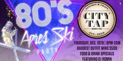 80's Apres Ski Party