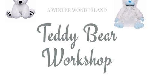 Teddy Bear Workshop: Polar Pals