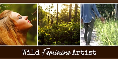 Wild Feminine Artist - at Lovers Key State Park