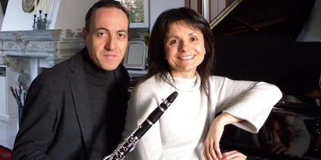 DI TULLIO & LANDRINI clarinet and piano duo biglietti