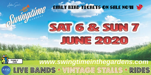 Swingtime in the Gardens 2020