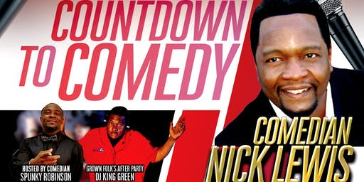 CGYLO  Presents Countdown To Comedy