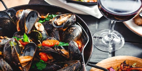 Seafood Classics, with Matt Rice tickets