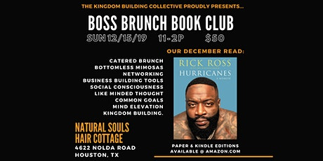Boss Brunch Book Club tickets