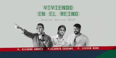 Winter Switch 2019 (congreso de Jóvenes)