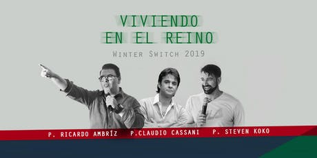 Winter Switch 2019 (congreso de Jóvenes) entradas