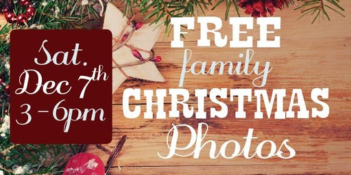 Free Family Christmas Photos
