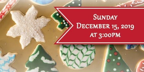 Tailwater Lodge - Cookie Creation Class
