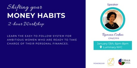 Illumination Session: Shifting Your Money Habits tickets