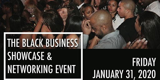 NOIRBCC BLACK BUSINESS SHOWCASE & NETWORKING EVENT!