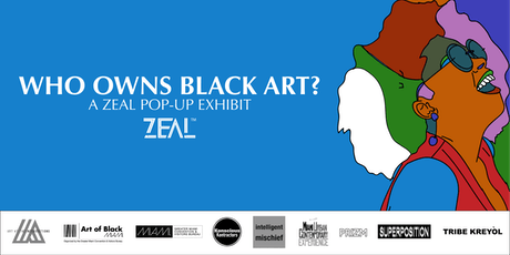 Who Owns Black Art? Miami Art Basel Pop-Up Exhibition tickets