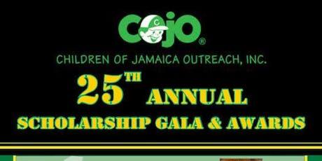 COJO 25th Annual Scholarship Gala &  Awards tickets