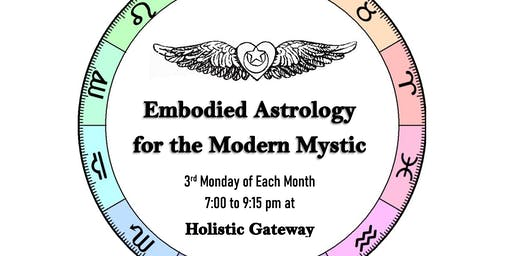 Embodied Astrology Night