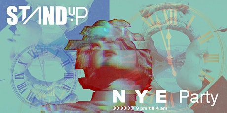 Stand UP - NYE Party tickets
