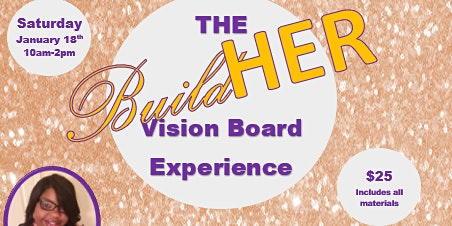BuildHER Vision Board Party