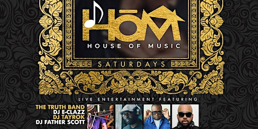 The Grand Previews of HOUSE of MUSIC: The New Hо̄M for Saturday Nights!