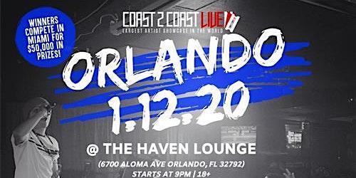 Coast 2 Coast LIVE   Orlando 1/12/2020