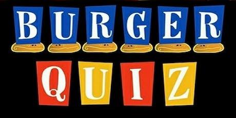 Burger Quiz #4 billets