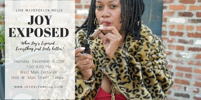 Joy Exposed LIVE w/ Joycelyn Wells