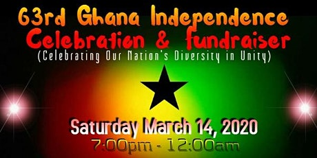 GAGB Ghana@63 Independence Day Celebration & Fundraiser tickets