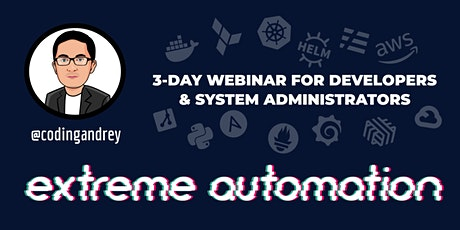 eXtreme Automation (Istanbul) tickets