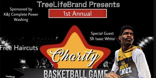 1st Annual TreeLife Charity Basketball Game