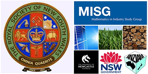 Public Lecture: Mathematics in Industry and Royal Society of NSW Dinner