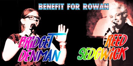 Laughs at Taft's : A Benefit for Rowan tickets